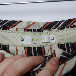 Anthropologie Shorts - Hei Hei   Anthro Espalande Linen Roll Shorts 10